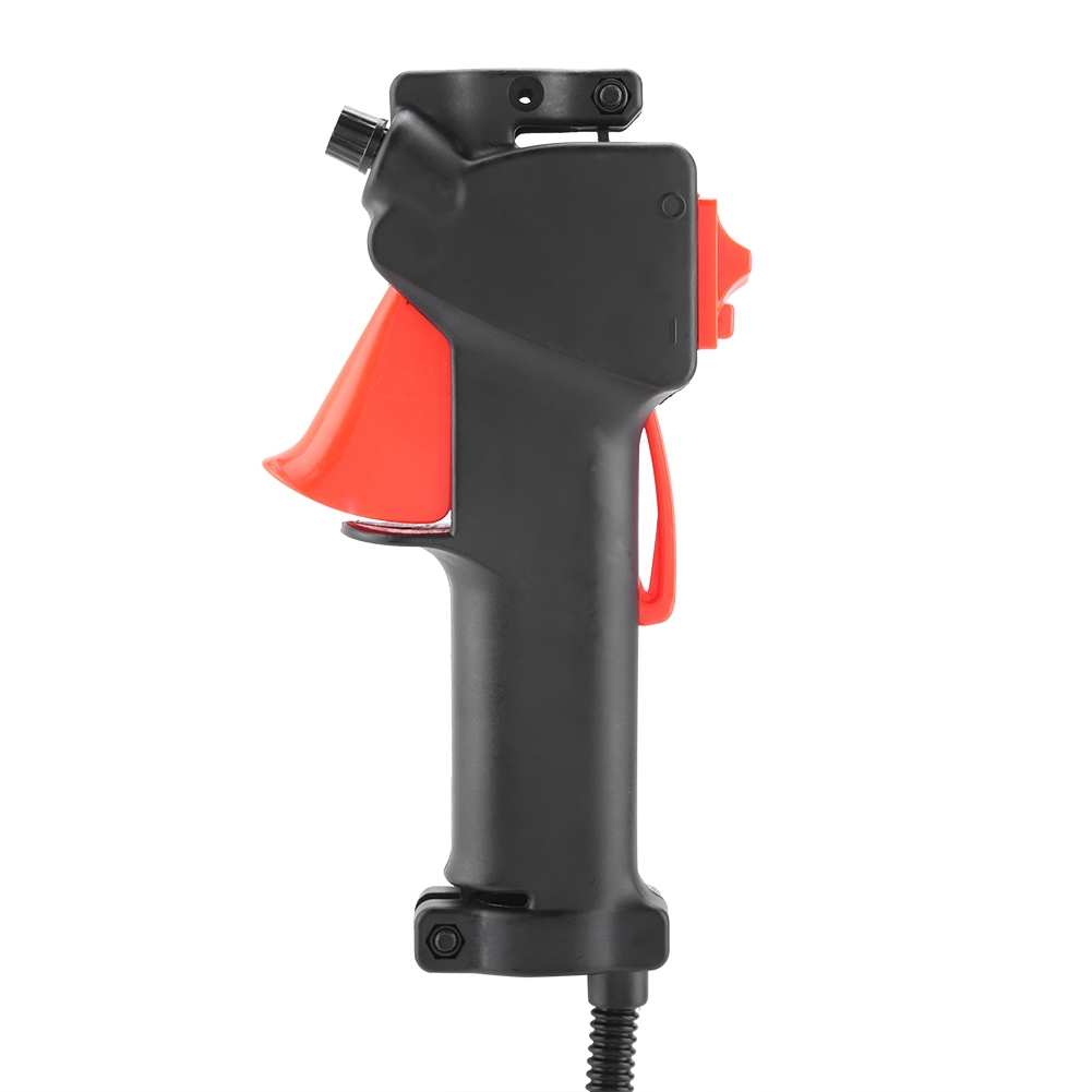 Handle Bar Switch Accelerator Throttle Trigger Cable Assy For Sidepack Backpack Hedge Trimmer Strimmer Auger Brush Cutter