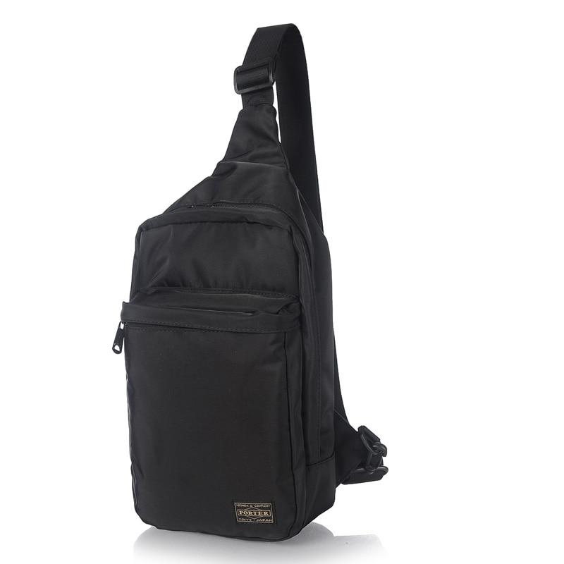 Men Women Head Porter Backpacks New High Quality Nylon Unisex Casual Backpack   Harajuku Japan Fashion Head Porter Bag