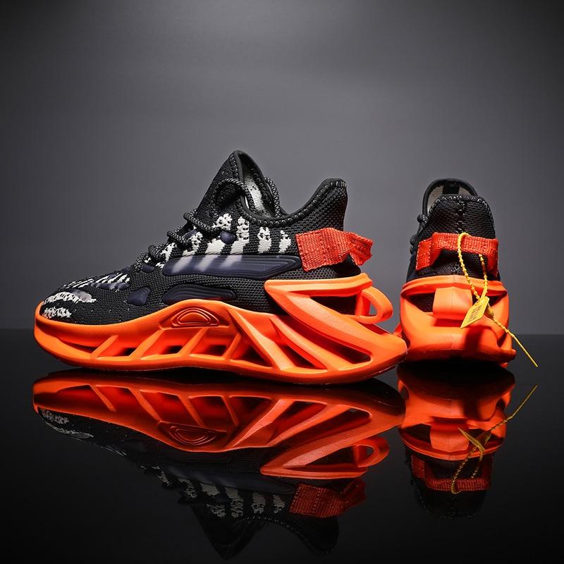 Кроссовки мужские короткие в римском стиле, дышащие светильник, повседневная обувь для взрослых, большие размеры 39-46, весна-осень