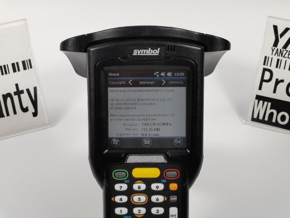 PDA Terminal Data Collector For Symbol Motorola MC3190Z-GI4H24EOW Barcode Scanner UHF RFID Reader MC319ZUS MC3190 MC3190Z