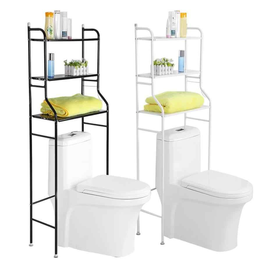 Domu półka łazienkowa ssania stojak modny organizer pojemnik na termos kuchnia ściana prysznica półka koszyk