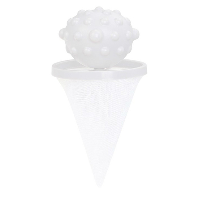 Hair Removal Catcher Filter Mesh Pouch Cleaning Balls Bag Dirty Fiber Collector Washing Machine Filter Laundry Balls