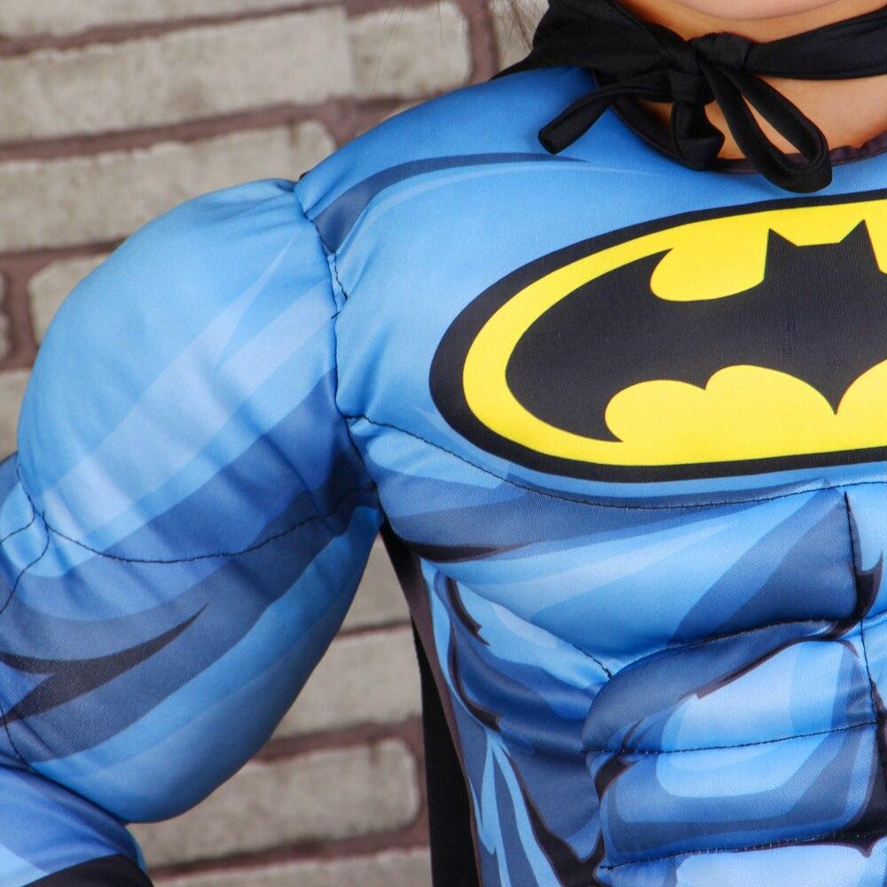 儿童-蝙蝠侠-肌肉-细节-B