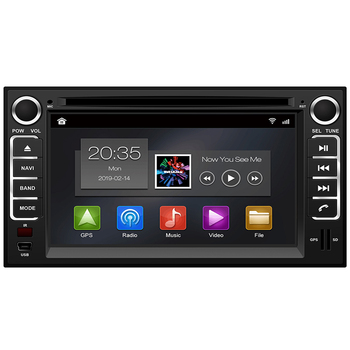 7inch AutoRadio 2 din Car DVD Player for VW PASSAT B5 MK5 Skoda Superb Seat leon IBIZA GOLF MK4 IV Transporter T4 T5 Toledo Lupo image
