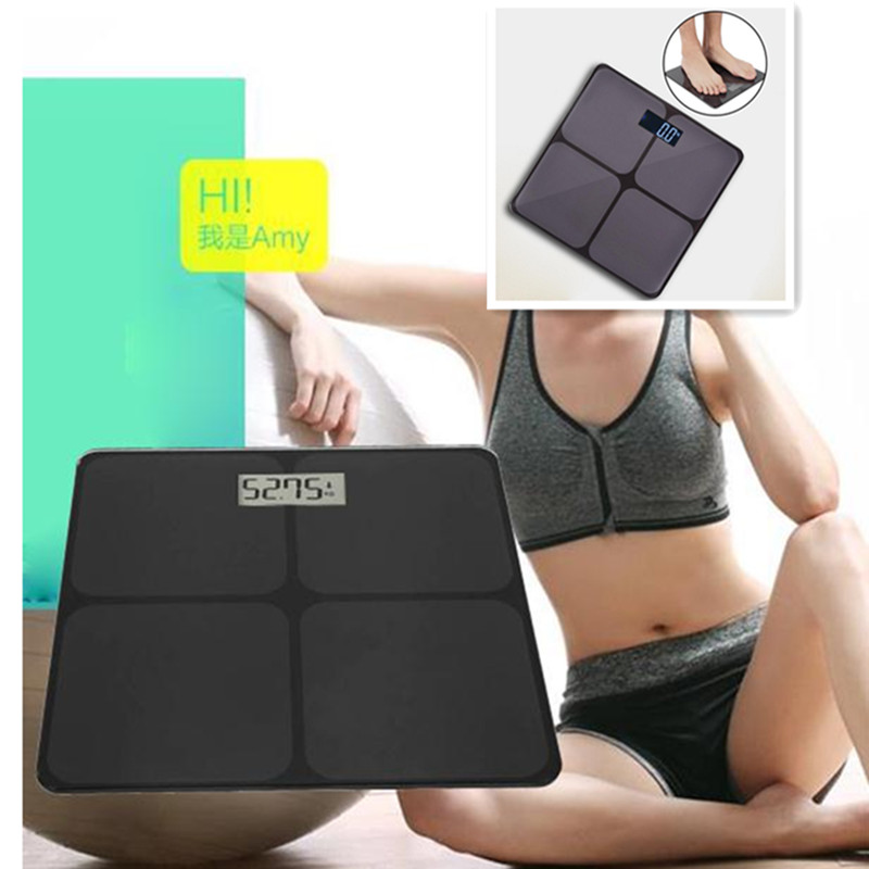 Zwart Weegschaal Gehard Glas Keuken Eetkamer Gewicht Balance Home Digitale Weegschalen Nauwkeurige Koffie Accessoires Elektronische - 5