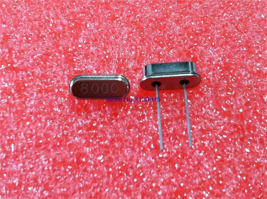 11.0592 MHZ GOOD QUALITY S8 100PCS Crystal Oscillator HC-49S SMD 11.0592MHz