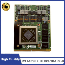 Graphic-Card 1763 Video GDDR5 HD8970M for MSI Gx70/Gx60/16f3/.. M290X R9 Original