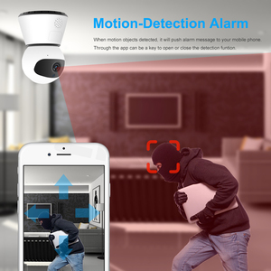 Image 3 - ZILNK 1080P HD Wireless WIFI IP Camera Cloud Intelligent Auto Tracking Of Human Home Security CCTV Baby Monitor Ycc365 Plus