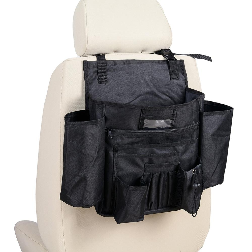 Car Front Seat Organizer Heavy Duty Car Passenger Seat Organizer