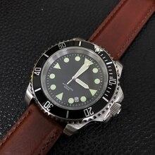 STEELDIVE деловые автоматические часы для мужчин спортивные часы для дайверов сапфировые кристаллы механические часы для дайвинга 200 м relogios masculino