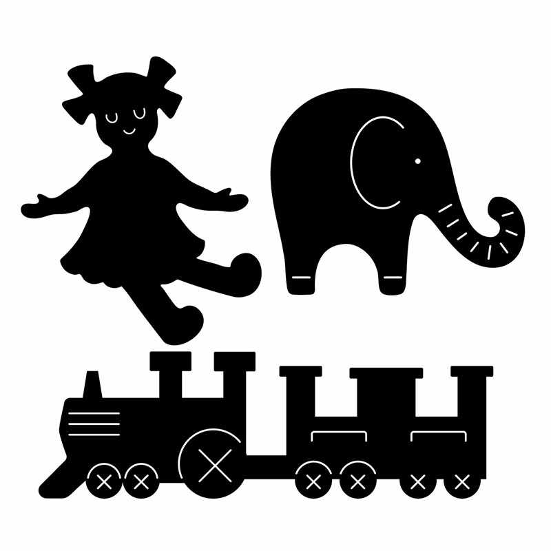 Metal Elefante corte muere Stencils scrapbooking relieve Decoración de Arte de papel
