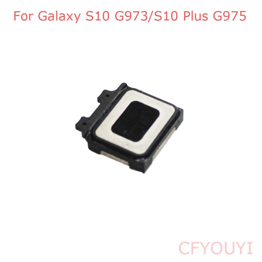 For Samsung S10 G973/S10+ S10 Plus G975 Earpiece Ear Speaker Piece Earpiece Replacement Part