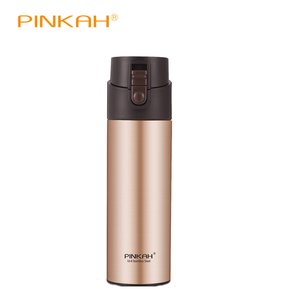 Image 4 - PINKAH 530ml Thermos Bottle With Tea Filter Vacuum Flask Sealed Leakproof Stainless Steel Milk Big Capacity Travel Insulated Cup