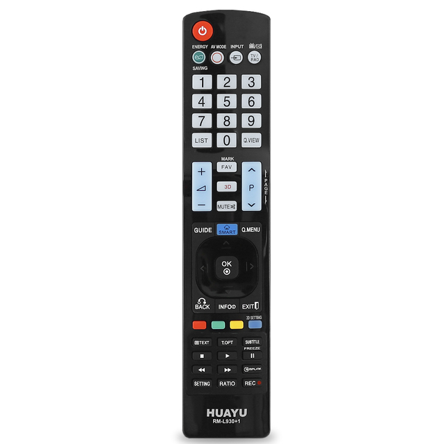 Remote Control Suitable for Lg TV 42LB650V akb73615307 AKB73615311 AKB73615388 AKB73756503 37LM6200 42LM6200 55LW5500 Huayu