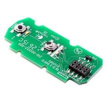 Interruptor de botão de alimentação de ligar/desligar peças de reposição da placa para o orador logitech ue 2