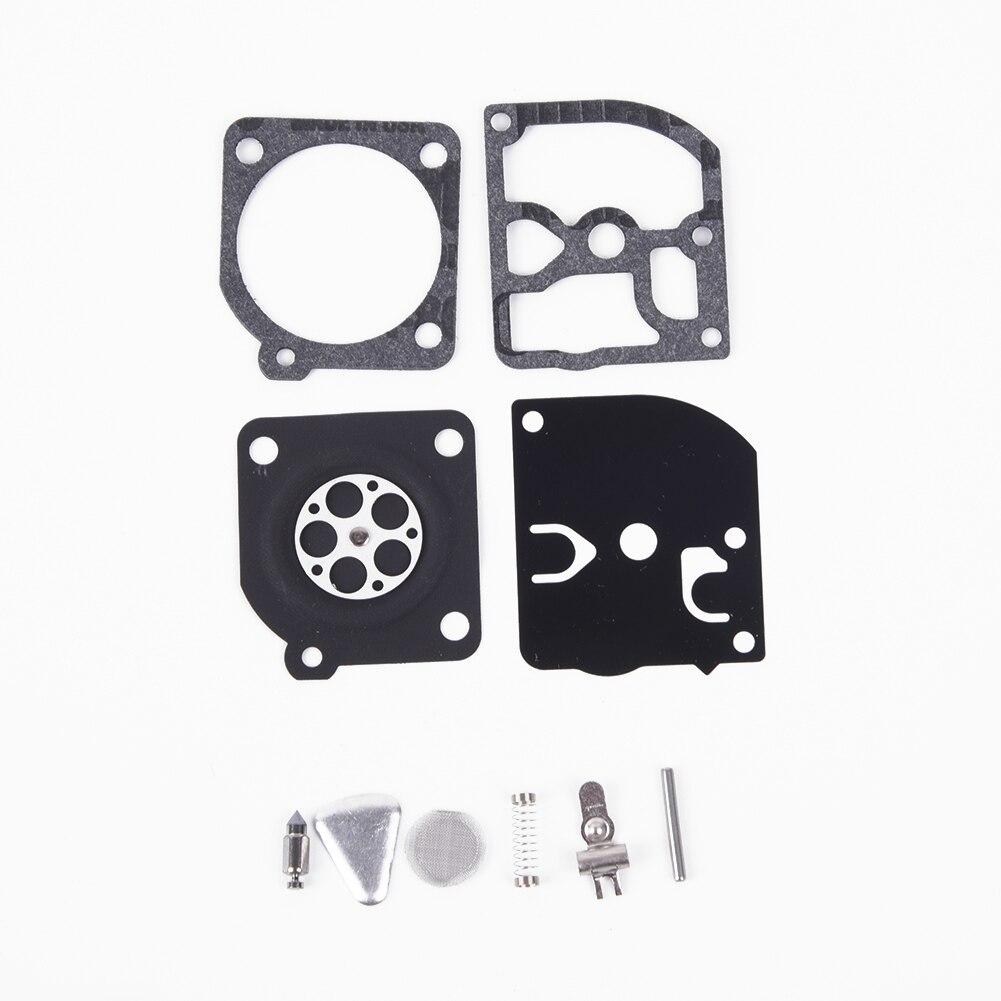 10pcs Carb Rebuild Kit For Jonsered 2041 2045 2050 Partner 400 410 450 460 490