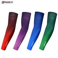 Darevie велосипедный рукав, высокое качество, бесшовный, для велоспорта, для рук, для велоспорта, для мужчин, 50 + UPF, для бега, рыбалки, манжета, чех...