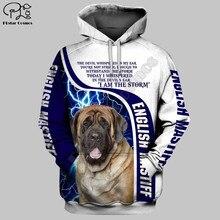 Thunderbolt dog 3d Printed Unisex hoodies hip hop Fashion Hooded Sweatshirt zip hoodies men for women drop shipping