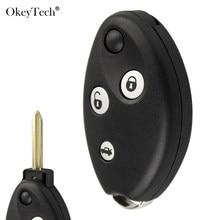 Okeytech новый стиль для Citroen C4 C5 2006 Saxo 2002 откидная оболочка ключа дистанционного управления 3 чехол для автомобильного ключа сменный брелок нео...