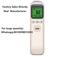 Factory Digital Thermometer Body Temperature for Adult Kids Forehead Non-contact Detection Health Care Tool