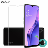 phone screen 2PCS Glass For OPPO A8 Screen Protector Tempered Glass Protective Glass Phone Film For OPPO A8 Screen Protector For OPPO A8 8A < (1)