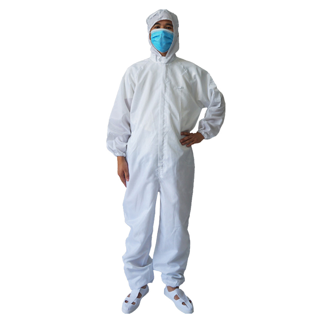 Coverall Suit Hospital Laboratory Disposable Non-woven Protection Suit Protective Clothing