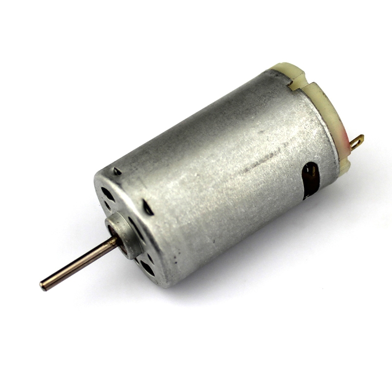 High Speed <font><b>DC</b></font> <font><b>Motor</b></font> 6V 12 V 24V 7500/15000rpm Electric Mini <font><b>Motor</b></font> 12 Volt Metal <font><b>Motors</b></font> DC12V DIY Car Model Toy Accessories <font><b>395</b></font> image