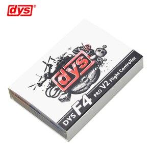 Image 5 - Система управления полетом DYS F4 PRO V2 Betaflight с 5 В/3 А 9 В/1,2 А, интегрированная защитная схема BEC, бортовой плоский кабель OSD