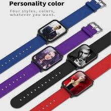 Z02 Smart Watch Men Women Sport Pedometer Hear Rate Monitor Waterproof Bracelet for IOS Android Sleep Fitness Tracker Smartwatch цена