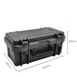 ToolBox Safety Protective Instrument case Waterproof Shockproof Tool box Sealed Tool Case Impact Resistant Suitcase