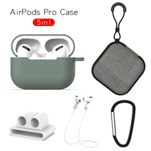 5Pcs/Set Perfect Case for airpods 2 for airpods pro 3 Earpods Case for air pods