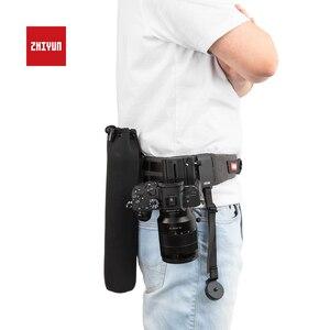 Image 3 - Ceinture de caméra de photographie multifonctionnelle pour grue ZHIYUN 3 laboratoire/laboratoire de désherbage/grue 2 accessoires de stabilisateur de poche sangle