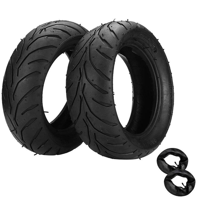 2x Tire Tube 110//50-6.5 Rocket Pocket Bike fits 110//90-6.5 90//65-6.5 scooter