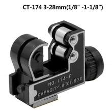 Mini Tube Cutte - Portable Mini Pipe Cutter 3-28mm Adjustable Hose Tubing Cutter Pipes Cutting Tools