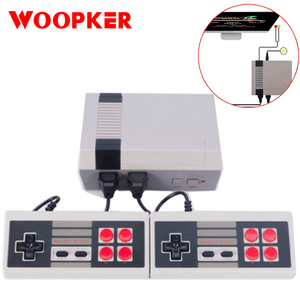 Built In 620 Classic Games Mini TV Game Console Handheld Game Player AV Port Kids Video Gaming Console Toys Gifts