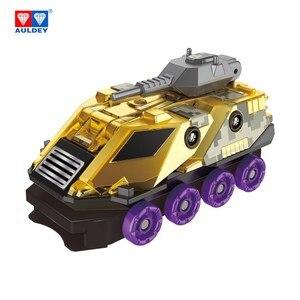 Image 4 - AULDEY Screeches Wilden Burst Verformung Auto Action figuren DPTI Morphs Erfassen Wafer 360 Grad Transformation Auto Spielzeug