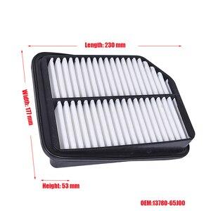 Image 5 - Car External Air Filter 13780 65J00 For Suzuki Grand Vitara1.6L 2005 2020 1.9L 2.0L 2005 2015 Model Car Accessories Air Filter