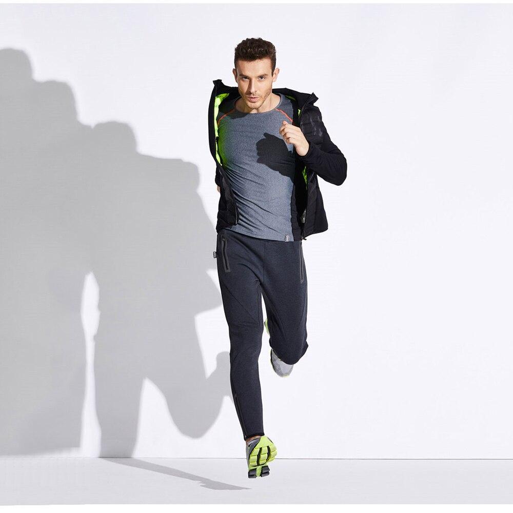 Осенне-зимний спортивный костюм для мужчин и женщин, спортивные костюмы для фитнеса, теплая хлопковая стеганая одежда, светильник, мужская спортивная одежда