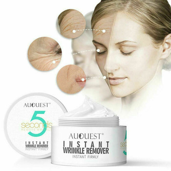 5 Seconds Effective Wrinkle Remover Instant Face Cream Skin Pores Tightening Hydrating Whitening Oil Control Skin Care Cream caicui amino acid essence cleansing cream gel clean pores whitening moisturizing face care oil control plant hydrating skin care