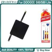 100% nuovo Originale NFC Senza Fili di Ricarica Sticker Per DOOGEE S80/S80 Lite antenna Smartphone Accessori Parti di Riparazione di Ricambio