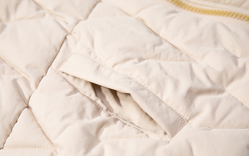 2019 Winter New Short Jacket Women Standing Collar Female Hooded Coat_B5_16