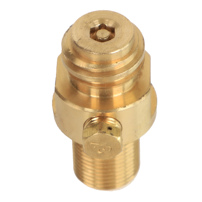 Details about  /M18*1.5 Valve Adapter 425g CO2 Cylinder Aerator Carbonic Acid 60L