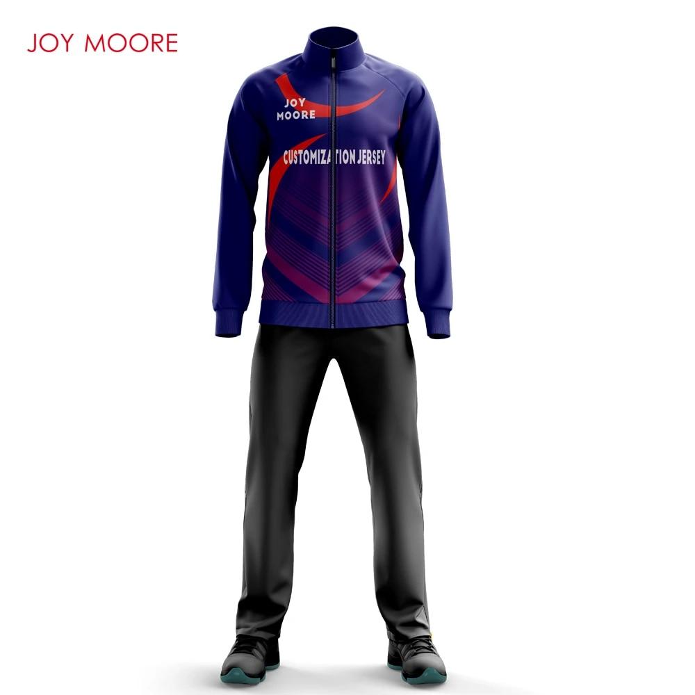Professional custom Adult 2021 Soccer Jerseys Set Uniforms Football clothes Kit Cheap Breathable Football Shirt Tracksuit