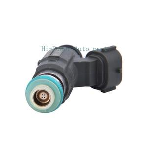 Image 4 - 4x Fuel Injector FBJC100 For Maxima VQ30DE K A33 Fuel Spray Nozzle 16611 AA350 FIJ0020 16600 2L700 16600 5L700 FBJC100