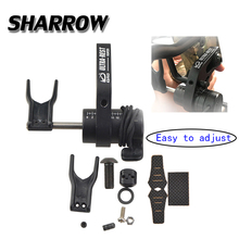 Arrow Drop Rest Adjustable High Speed  Away Compound Bow Quick Easy Installation Archery Hunting Shooting Accessories