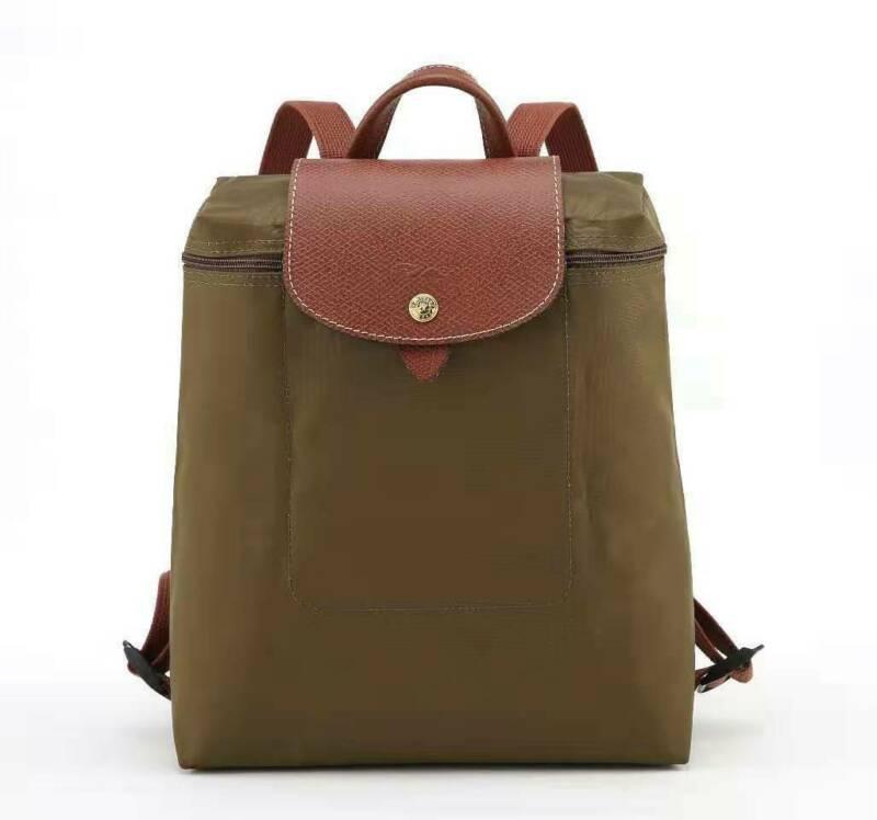 Backpack Nylon Adjustable Straps Women's Bag