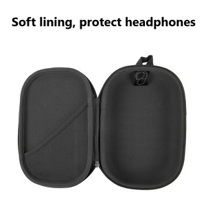 Image 2 - High Quality Protection Case with Carabiner Storage Bag for Bose QC15 QC25 QC35 Headphone Case Box for Bose QuietComfort 35 II
