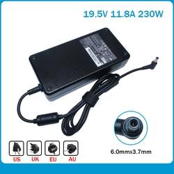 230W 19,5 V 118a para Asus ROG Zephyrus GX501VS GX501VI GL702VS GL702ZC GL702V ADP-230GB adaptador de CA cargador de ordenador portátil Delippo
