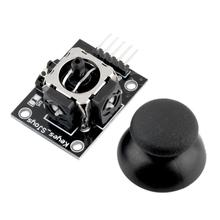 цена на Super Deals JoyStick Breakout Module Shield For PS2 Joystick Game Controller For Arduino High Quality