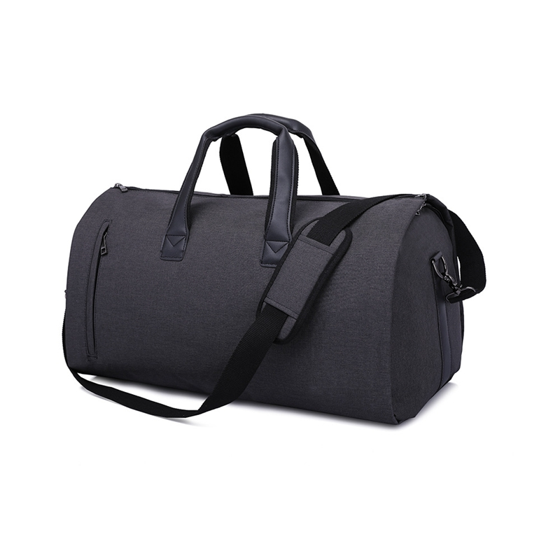 Men Large Travel Bags Foldable Duffle Bag Business Weekend Bags Oxford Suit Protect Cover Women Travel Bag Organizer Handbags Bl